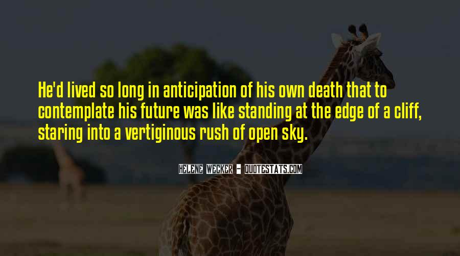 Long Life Lived Quotes #959698