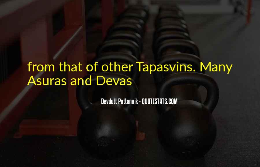 Quotes About Devas #820954