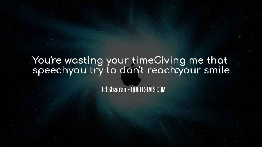 Long Time No See Quotes #127416