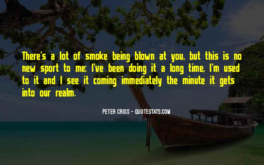 Long Time No See Quotes #1820023