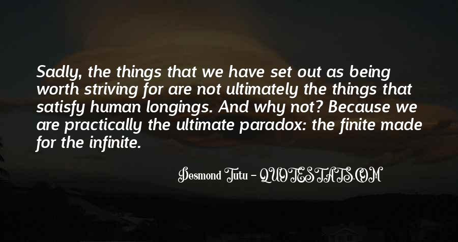 Longing For Quotes #127012