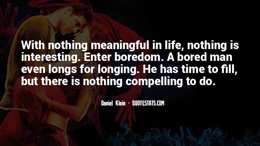 Longing For Quotes #180064