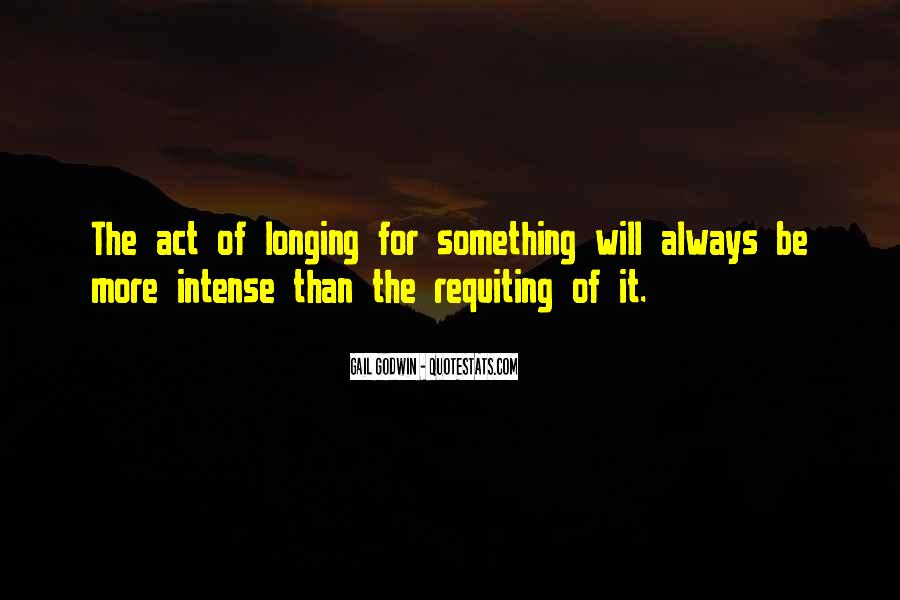 Longing For Quotes #211231