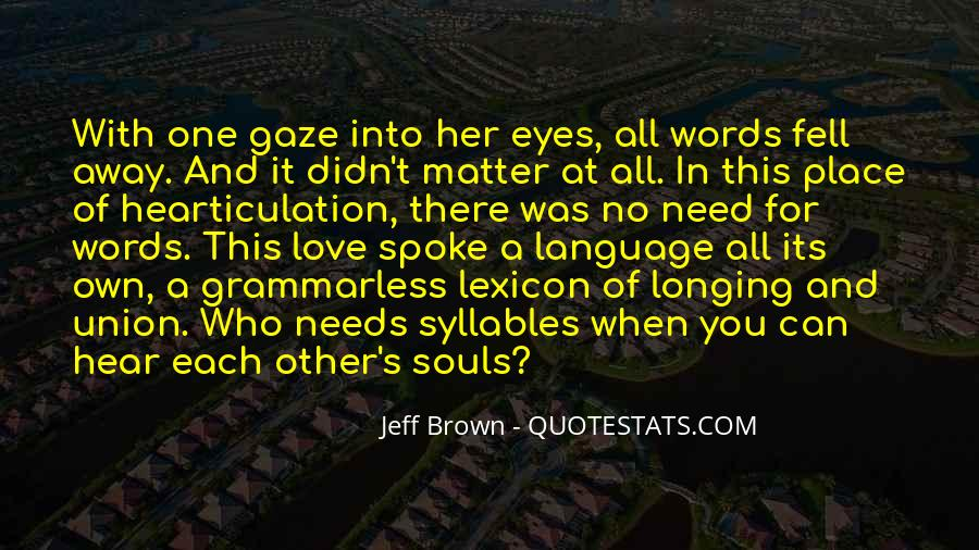 Longing For Quotes #220005