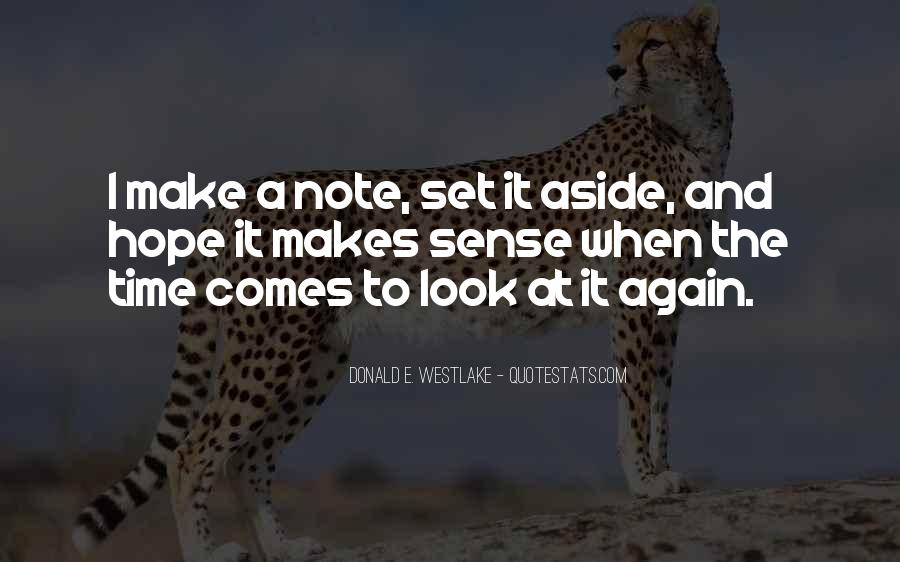 Look Aside Quotes #1160067