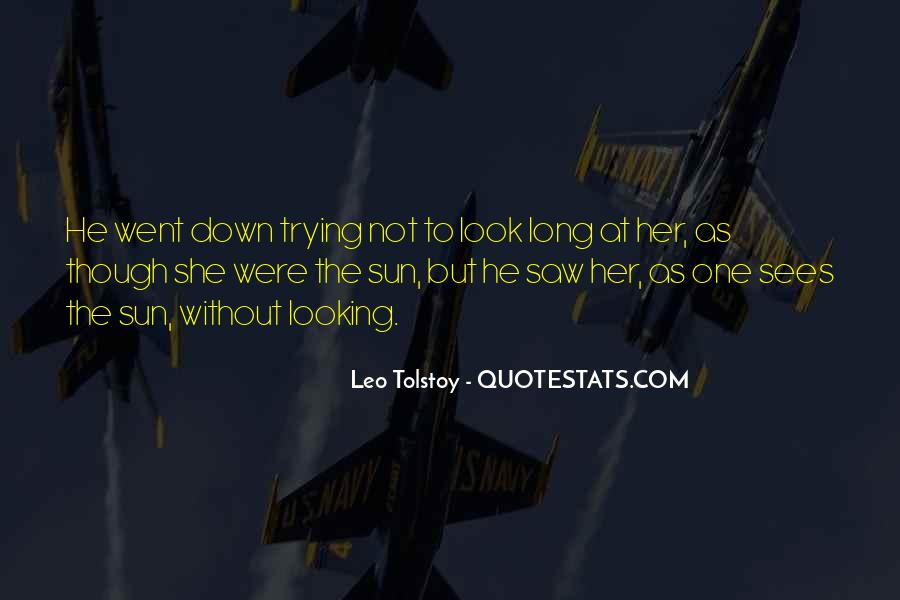 Look At Her Quotes #107551