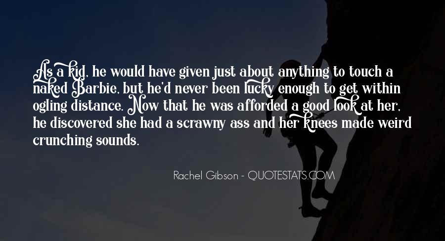 Look At Her Quotes #211534