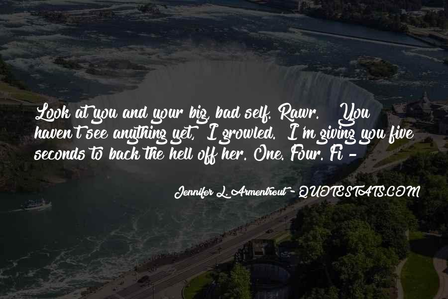 Look At Her Quotes #222652