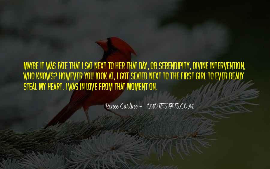 Look At My Love Quotes #872190