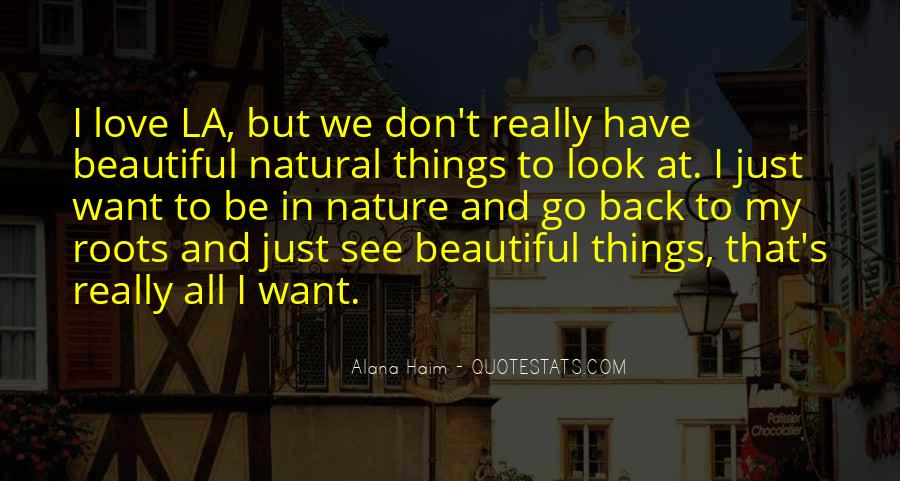 Look At My Love Quotes #892748