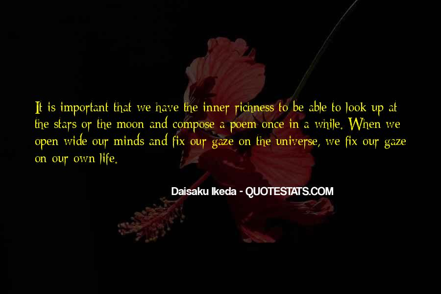 Look At Stars Quotes #190498