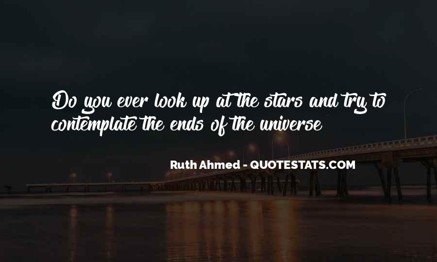 Look At Stars Quotes #220711