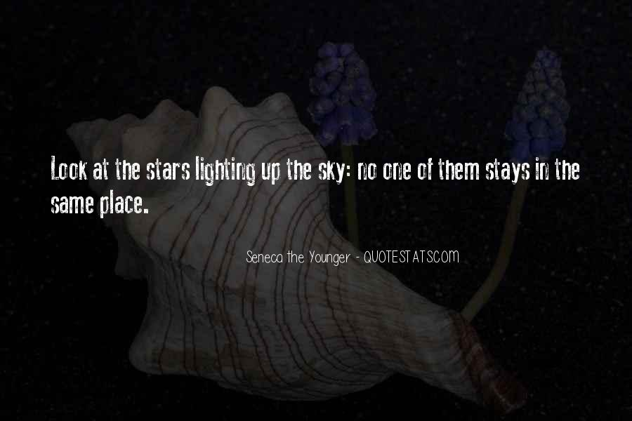 Look At Stars Quotes #284909