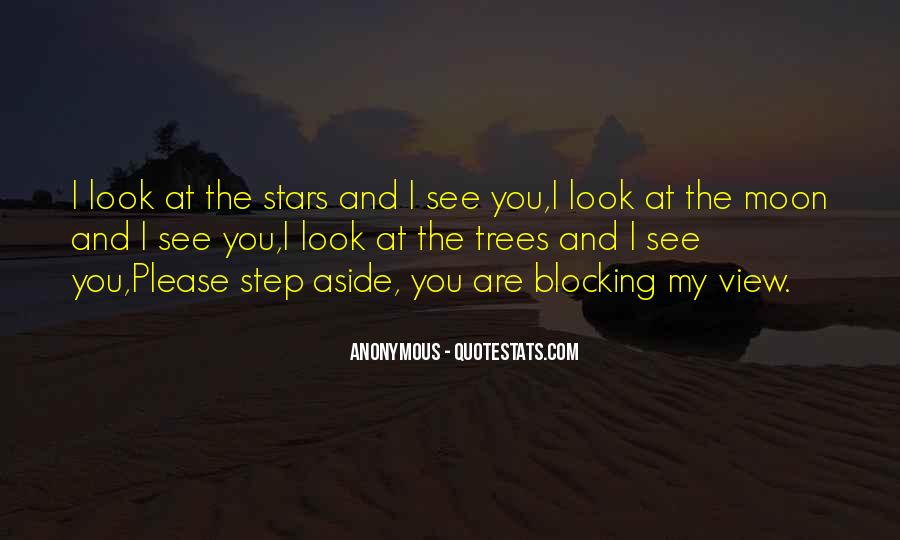 Look At Stars Quotes #417772