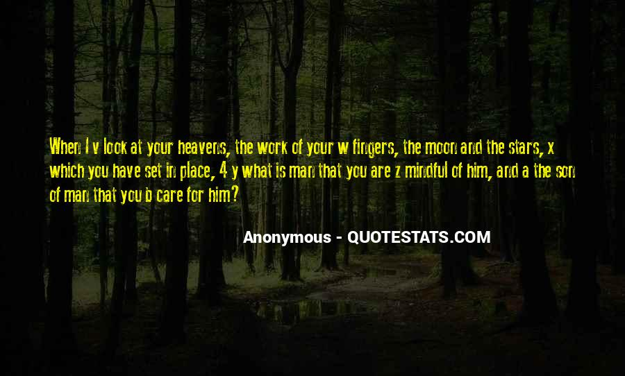 Look At Stars Quotes #515176
