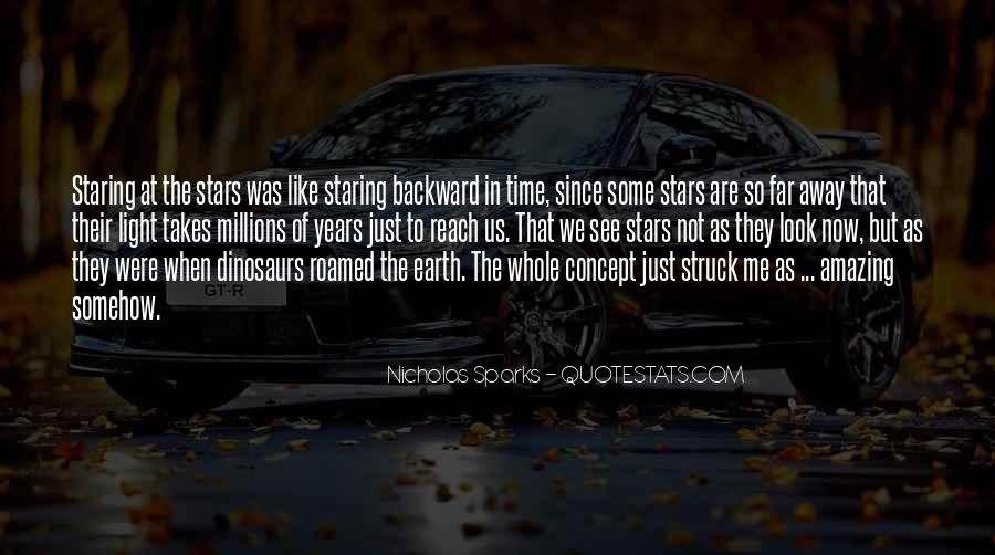 Look At Stars Quotes #564713