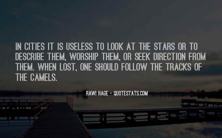 Look At Stars Quotes #672571