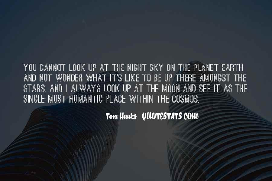 Look At Stars Quotes #810453