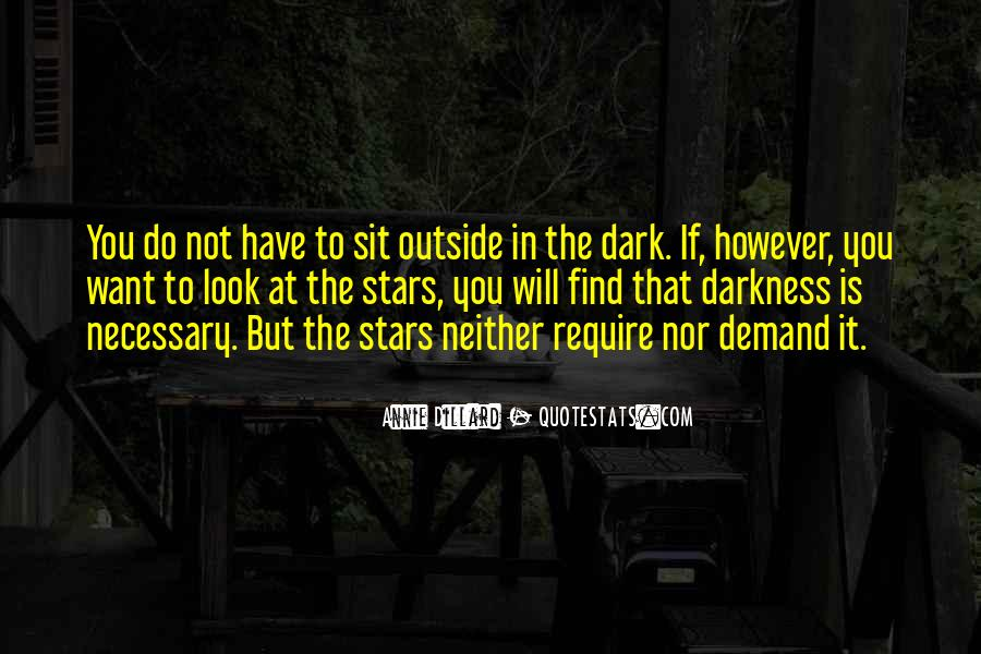 Look At Stars Quotes #948956