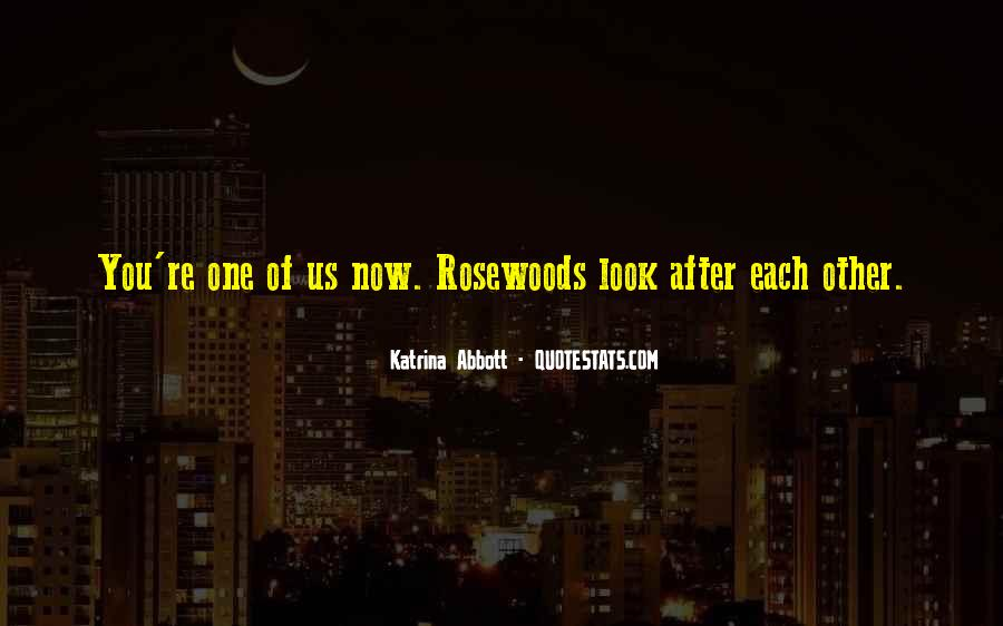 Look Each Other Quotes #213817