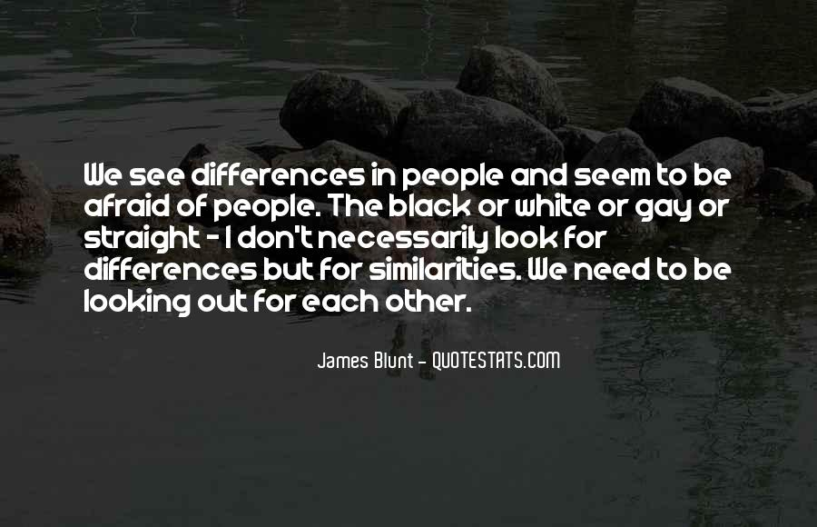Look Each Other Quotes #304172