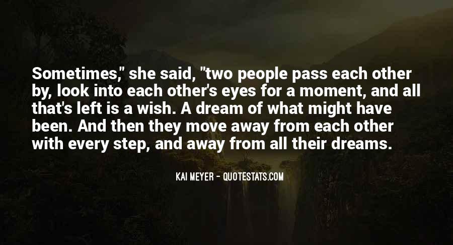 Look Each Other Quotes #4250