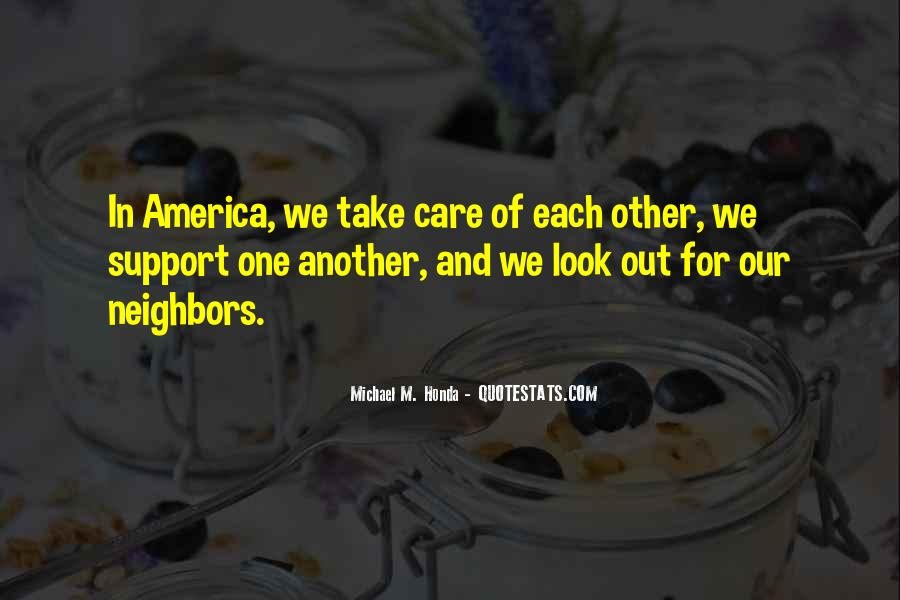 Look Each Other Quotes #437843