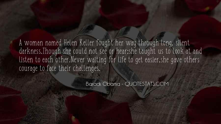 Look Each Other Quotes #643064