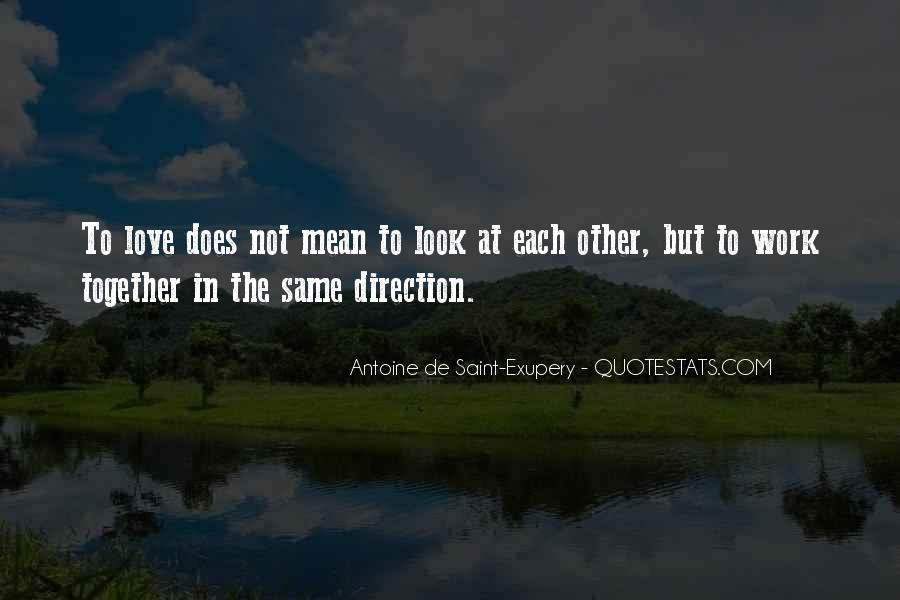 Look Each Other Quotes #88520