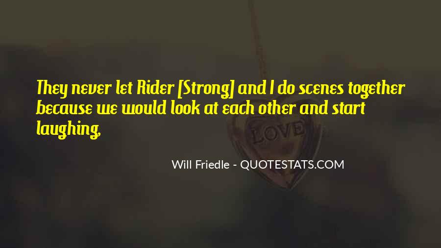 Look Each Other Quotes #92417