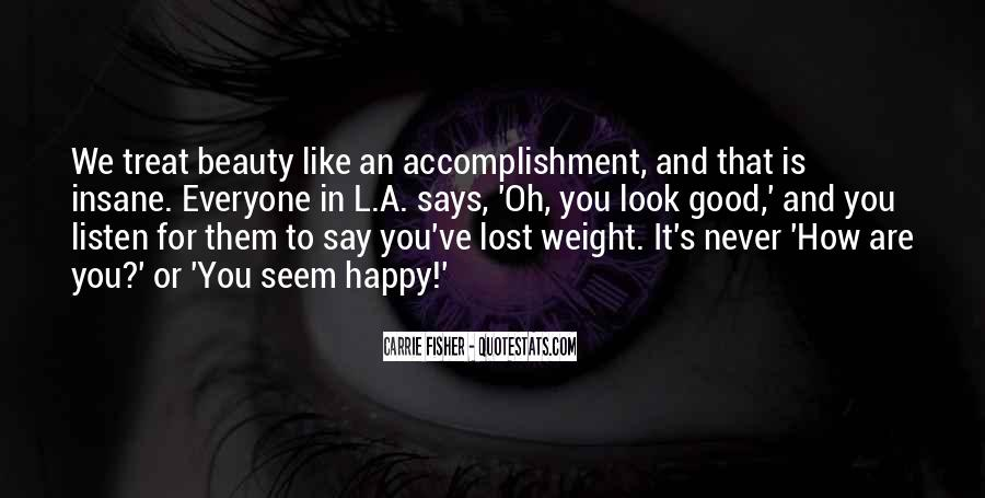 Look For Beauty Quotes #1512719