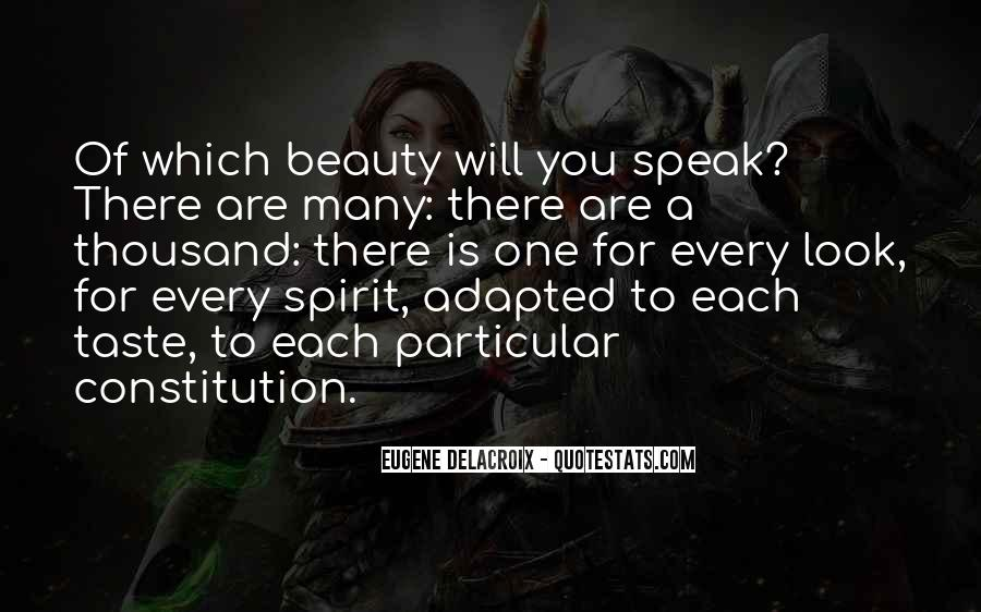 Look For Beauty Quotes #168291