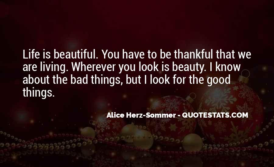 Look For Beauty Quotes #282855