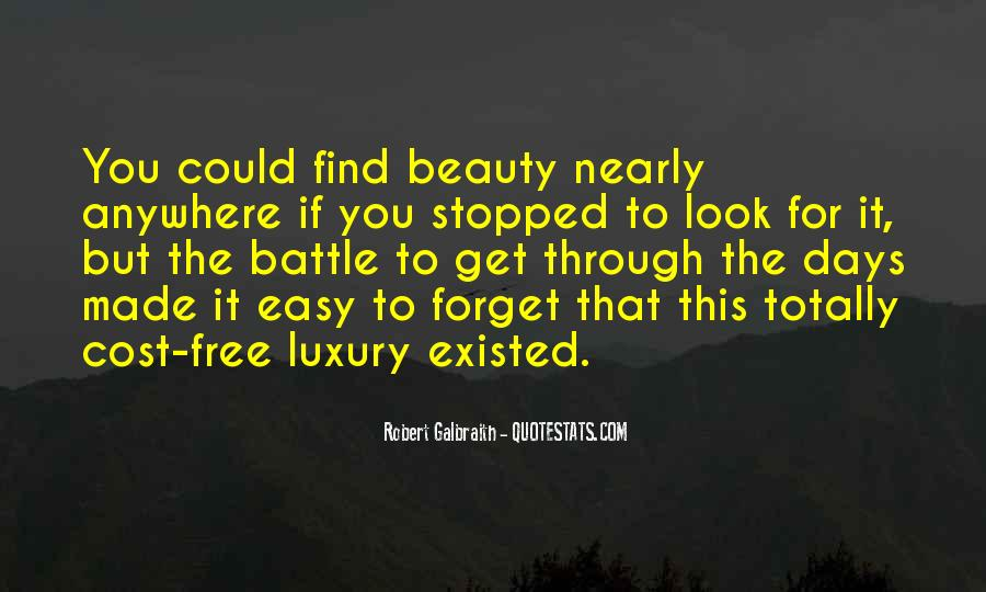 Look For Beauty Quotes #677328