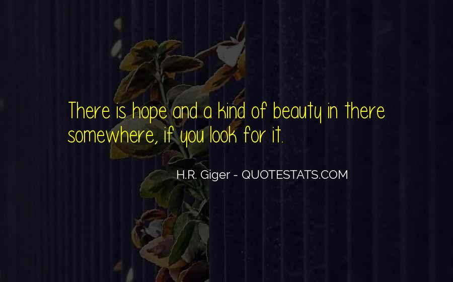 Look For Beauty Quotes #810662