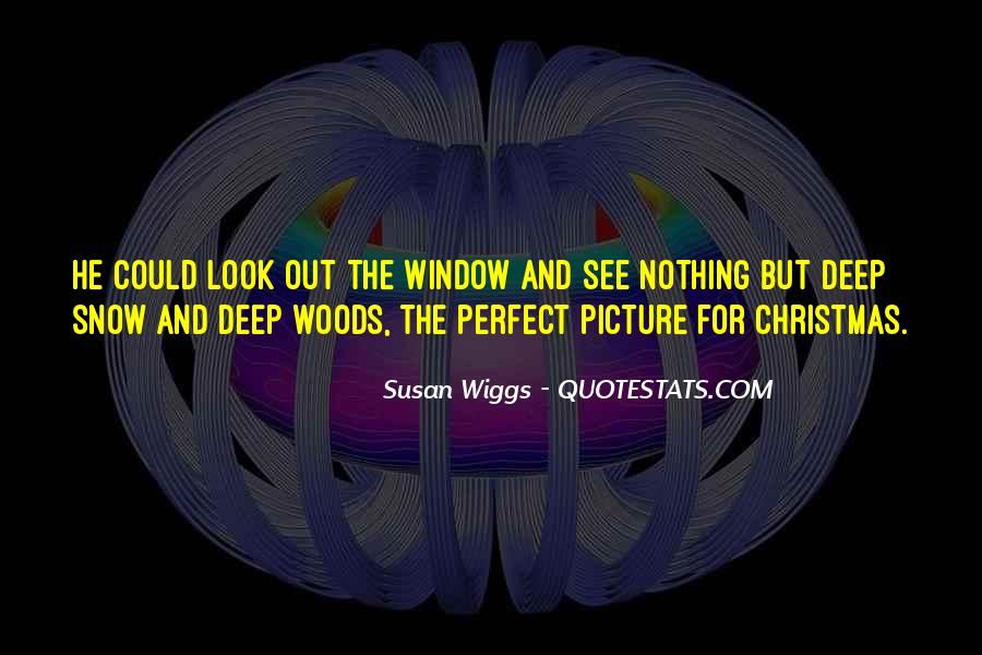 Look Out The Window Quotes #1298863