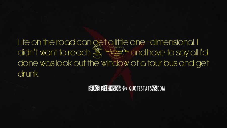 Look Out The Window Quotes #229987