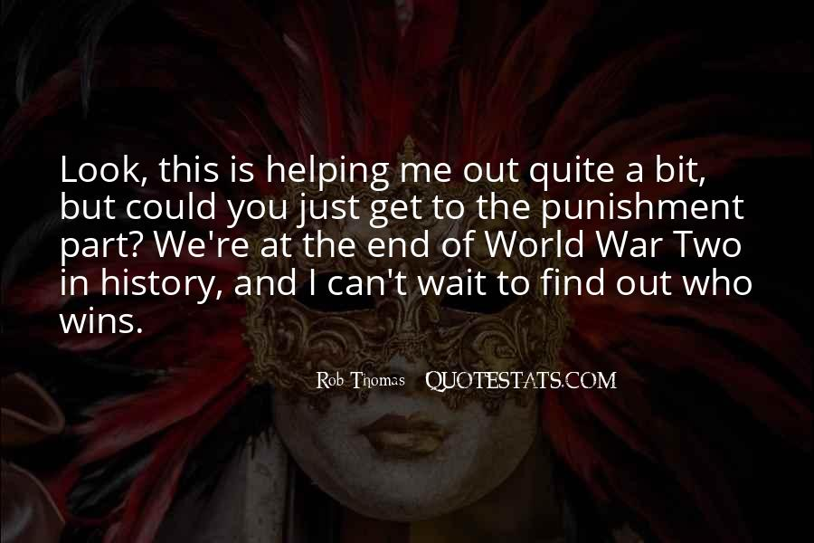 Look Out World Quotes #128921