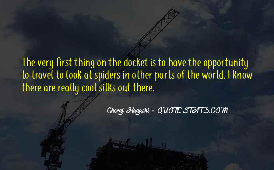 Look Out World Quotes #27080