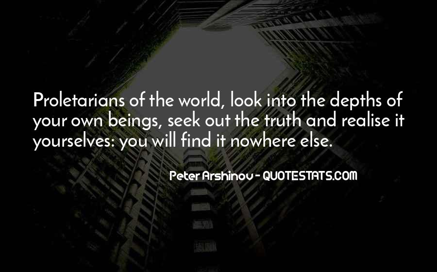 Look Out World Quotes #497045
