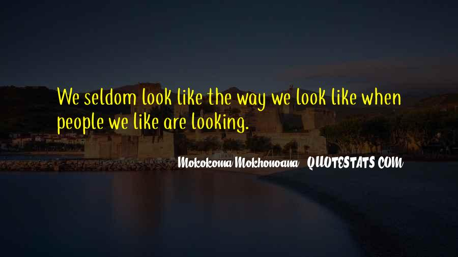 Look Past Appearance Quotes #175196