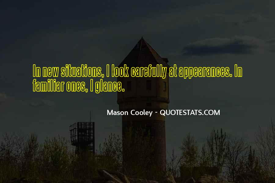 Look Past Appearance Quotes #18254