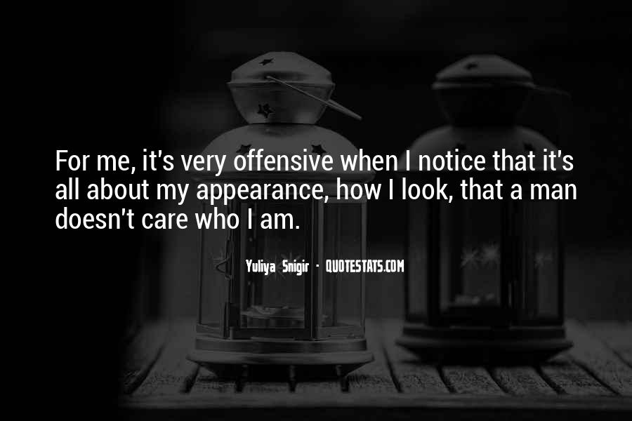 Look Past Appearance Quotes #385793