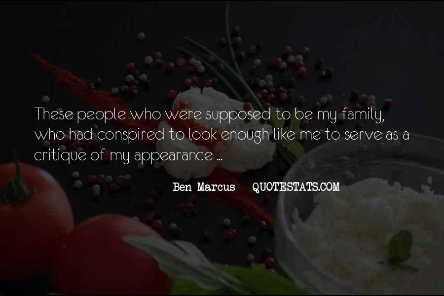 Look Past Appearance Quotes #395641