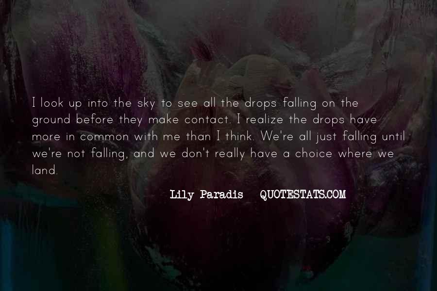 Look Up The Sky Quotes #1037930