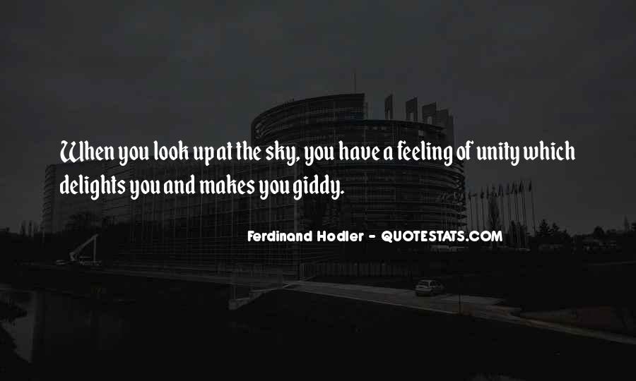 Look Up The Sky Quotes #1196792