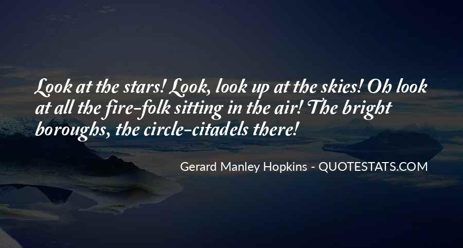 Look Up The Sky Quotes #529596