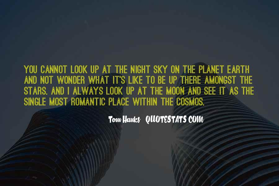 Look Up The Sky Quotes #810453