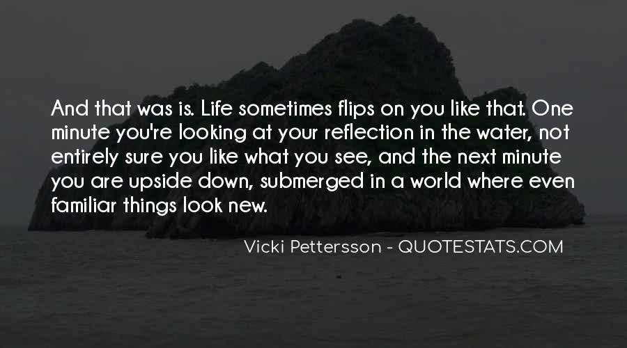 Look Upside Down Quotes #1639977