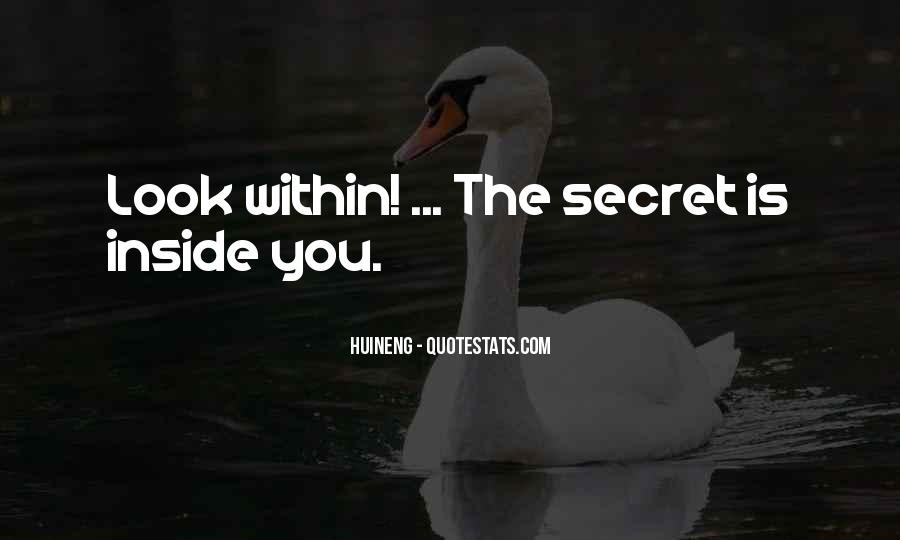 Look Within Quotes #222085